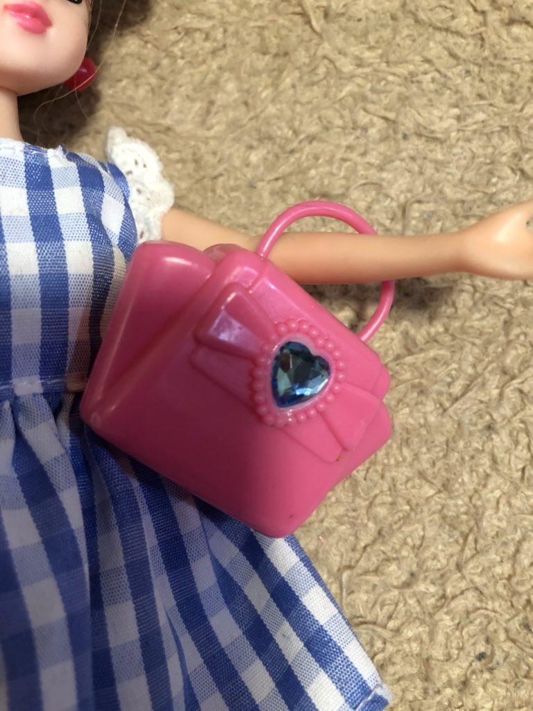 ダイソー・エリーちゃんのバッグ