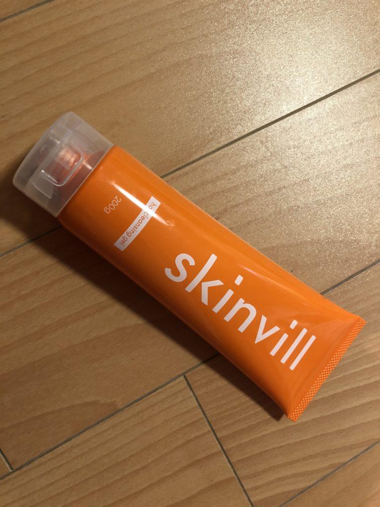 skinvillクレンジング